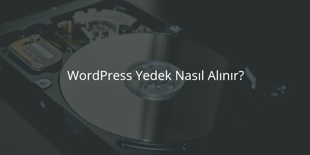 WordPress Yedek Nasıl Alınır?